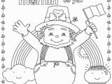Snoopy St Patrick S Day Coloring Pages St Patrick Day Coloring Pages Awesome Snoopy St Patrick S