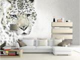Snow Leopard Wall Mural Custom Wallpaper 3d Stereo Modern Fashion Leopard Print Leopard Living Room Tv Background Wall Decorative Painting Wallpaper Hd top Wallpaper Hd