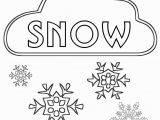 Snow Plow Coloring Page Snow Coloring Sheets