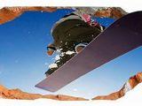 Snowboard Wall Mural Startonight 3d Mural Wall Art D Cor Snowboard Amazing Dual