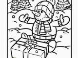 Snowman Coloring Pages for Kindergarten Snowman to Color Printables Pinterest