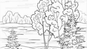Snowy Mountain Coloring Page Landscape Coloring Page 16 Colorpagesforadults Coloring