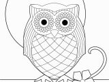 Snowy Owl Coloring Page Owl Coloring Book Pages Coloring Pages Coloring Pages for