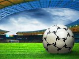 Soccer Field Wall Mural Wallpaper Football Collection for Free Download