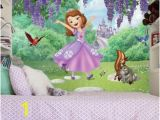 Sofia the First Mural Mural Kids Nursery Clothes and toys Shopstyle