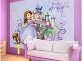 Sofia the First Wall Mural 45 Best for Marley Room Images In 2019