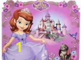 Sofia the First Wall Mural Pinterest