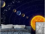 Solar System Wall Mural for Kids 2477 Best Murals Images In 2019