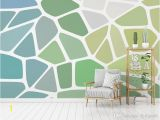 Solid Color Wall Murals 3d nordic Geometric Wallpaper Modern Tv Background Wall Color Wallpaper Decorative Painting Geometric Mural European Wall Covering Full Hd Wallpaper