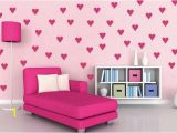 Solid Color Wall Murals Hearts Wall Decals Hearts Vinyl Wall Decals Vinyl Wall