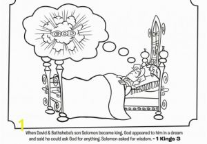 Solomon asks for Wisdom Coloring Page Kids Coloring Page From What S In the Bible Featuring King solomon