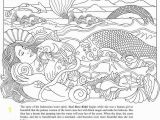 Song Of the Sea Coloring Pages Sea song