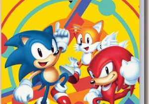 Sonic Mania Plus Coloring Pages Amazon Sega sonic Mania Plus Nintendo Switch Japanese