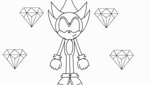 Sonic the Hedgehog Chaos Emeralds Coloring Pages Super sonic the Hedgehog Chaos Emeralds Coloring Pages