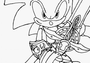 Sonic the Hedgehog Coloring Pages 12 Luxury sonic the Hedgehog Coloring Pages