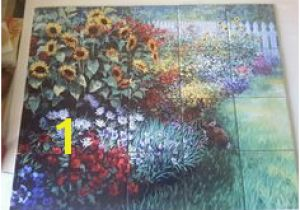 Southwest Tile Murals 39 Best Plants & Flowers Images In 2019