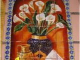 Southwest Tile Murals 86 Best Mex Murals Images