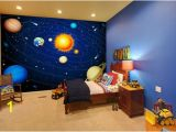Space Murals for Rooms 20 Wondrous Space themed Bedroom Ideas You Should Try