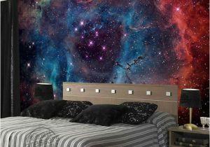 Space Murals for Rooms Gorgeous Galaxy Wallpaper Nebula Wallpaper Custom 3d Wall