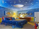 Space Murals for Rooms Space themed Room Decor Ideas Kids toddler Teen Outer Galaxies