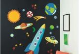 Space themed Wall Murals Outer Space Wall Mural Hosting Pinterest