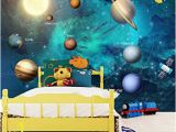 Space Wall Mural Amazon Amazon 3d Murals Wall Decorations Stickers Wallpaper