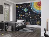 Space Wall Mural Wallpaper Scientific Universe Wall Mural Wallpaper Mural