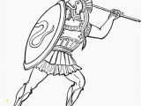 Spartan Warrior Coloring Pages Luxury Roman sol R Drawing at Getdrawings Free for Personal Use