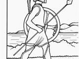 Spartan Warrior Coloring Pages Unique Ancient Greece Coloring Pages Printable Coloring Page for Kids