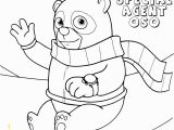 Special Agent Oso Printable Coloring Pages Special Agent Oso Coloring Pages