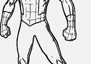 Spiderman Coloring Pages to Print Marvelous Image Of Free Spiderman Coloring Pages