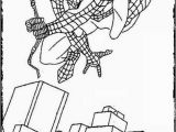 Spiderman Coloring Pages to Print Pdf Spiderman Colouring Page