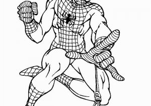 Spiderman Coloring Pages to Print Pin On Colorist