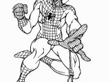 Spiderman Printable Coloring Pages Pin On Colorist