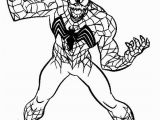 Spiderman Venom Coloring Pages Printable Spider Man Coloring Pages Venom with Images