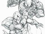 Spiderman Venom Coloring Pages Printable Spiderman Vs Venom Coloring Pages Venom Coloring Pages
