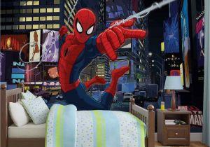 Spiderman Wall Mural Huge Superhero Marvel High Quality Wallpaper Murals Spiderman