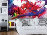 Spiderman Wall Mural Huge Superhero Marvel Marvel Avengers Wall Mural Wallpapers
