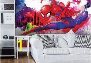 Spiderman Wall Mural Huge Superhero Marvel Marvel Avengers Wall Mural Wallpapers