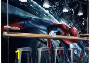 Spiderman Wall Mural Huge Superhero Marvel Shop Spiderman Wallpapers Uk