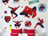 Spiderman Wall Mural Huge Superhero Marvel Spiderman Wall Murals Spiderman Wallpaper Murals Boy S Room