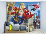 Spiderman Wall Mural Uk 81 Best Marvel Bedroom Ideas Images