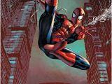 Spiderman Wall Mural Uk Empireposter Spider Man Jump Disney Foto Tapete Wallpaper