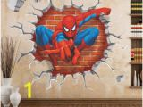 Spiderman Wall Mural Uk Shop Spiderman Wall Stickers Bedroom Uk