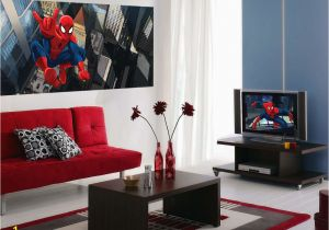 Spiderman Wall Murals the Amazing Spiderman Kids Wall Mural by Wallandm…
