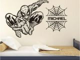 Spiderman Wall Murals Wallpaper top 9 Most Popular Vinyl Wall Decals Spiderman Ideas and