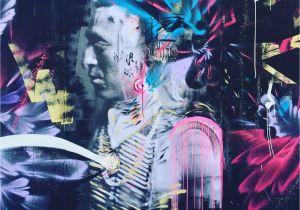 Spiritual Murals Indian Spirit Voodoo by Joachimromain Joachimromain Streetart