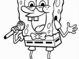 Sponge Bob Coloring Pages Spongebob Coloring Pages to Print Out