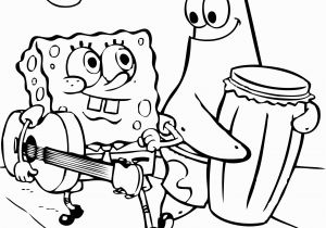 Sponge Coloring Pages Elegant Collection Incredible Pictures Of Spongebob to Color Relaxed