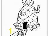 Spongebob Squarepants House Coloring Pages 55 Best Spongebob Squarepants Images On Pinterest